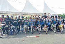 Belando Racing CV Salam Sejahtera Palembang, Tim Penguasa Drag Bike Sumsel