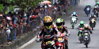 Denas Open Road Race Digelar Pada 9-10 September di Pariaman