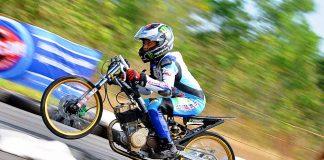 Dragster Pertamax Motorsport Drag Bike Team Terus Mendominasi Kejurnas Drag Bike Region 2