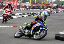 Motoprix Wonosari 2017 (MP6): M Robby Sakera Berjaya, Aldi Tampil Istimewa