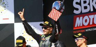 WSBK Portugal (2017): Rea Juara Race 1, Duo Ducati Naik Podium