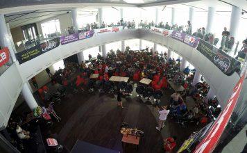 RCB Nobar MotoGP 2017 Bikin Geger Komunitas Bikers Palembang
