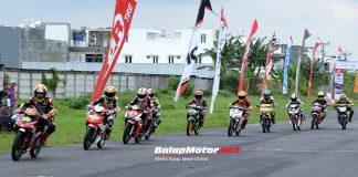 Hasil Kualifikasi Honda Dream Cup 2017 Riau