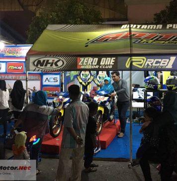 Tim Balap Aditama Motorsport Ikut Semarakan Pekan Raya Berau 2017
