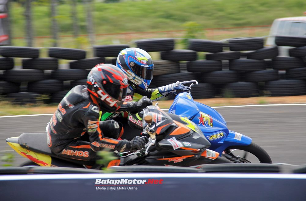Dua Pembalap Masa Depan Sumatera Selatan Cemerlang di Montesz Road Race Lahat
