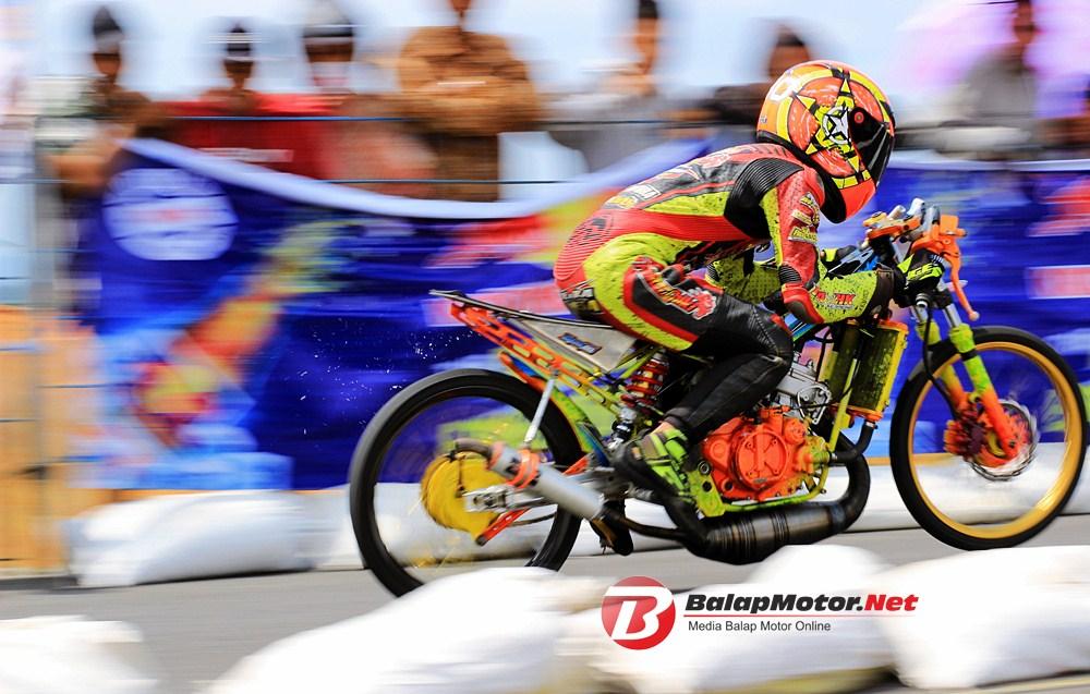 Best Moment BSMC Drag Bike Cilacap Open Championship 2017