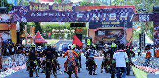 Best Moment Trial Game Asphalt Round 1 Yogyakarta 2017