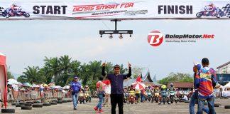 Denas Racing Management Sajikan Event Lebih Rapi, Tertib dan Penuh Sportivitas