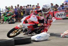 Motorprix Wonosari 2017 : Kete Tercepat di Hari Pertama, Persaingan Yamaha - Honda di MP2 Semakin Ketat
