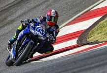 World Supersport 300 Portugal : Galang Akan Start Dari Grid Ke-10, Ali Adrian Ke-19