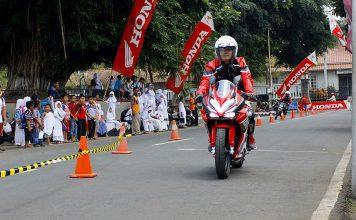 Honda Sport Motoshow Hadir di Purwokerto