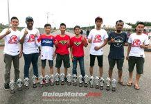 Hasil Drag Bike Tanjung Pinang : NIEC Rasa Dollar Racing Team Boyong 18 Piala