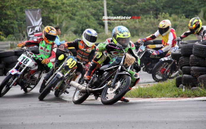 Hasil Montesz Road Race Sirkuit Manggul Lahat 10 September 2017