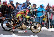 Drag Bike 2018: Faster Chiki Stop Balap, Pensiunkah?