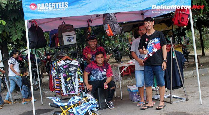 Support Balap MiniGP, Bukti Racertees Turut Mendampingi Kemajuan Balap Nasional