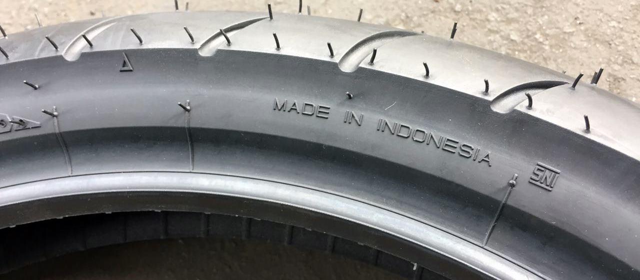 Ban Balap IRC Fasti 100% Buatan Jatake - Tangerang