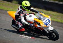 Mengejutkan Saat QTT, Renaldi Andriawan Juarai Sport 250 Comm Pro