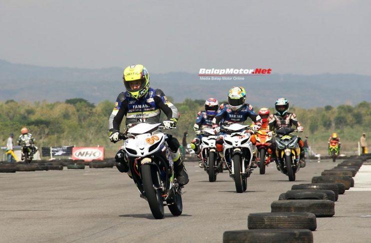 Hasil Kejurnas Motorprix Wonosari 2017 Hari Pertama