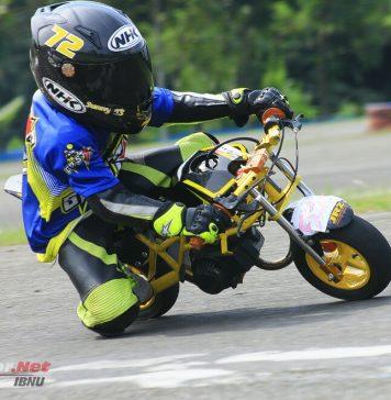 Keisuke Soejatmo Pilih Jadi Rider Meski Berdarah Driver