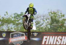 Sirkuit Tambakrejo Siap Gelar Round 3 IRC Powertrack Dirtbike Championship 2017