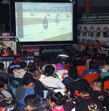 RCB Nobar MotoGP 2017 Siap Guncang Palembang