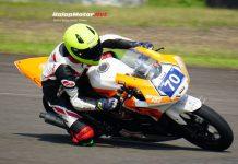 Pembalap Kelas Sport 250 Comm Pro Ini Bikin Kejutan di QTT Seri 3 Yamaha Sunday Race 2017