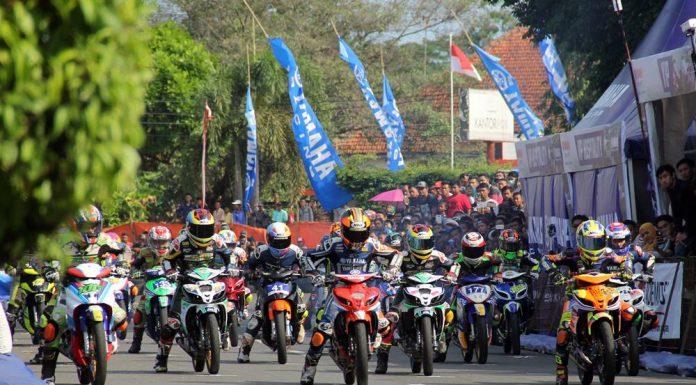 Yamaha Cup Race 2017 Putaran 2 Akan Digelar di Kediri 21-22 Oktober 2017