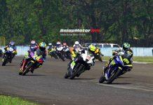 Yamaha Sunday Race 2017 Seri 3 Diikuti 201 Starter, Berikut Daftarnya