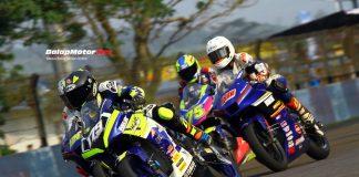 Final Sport 250 Pro Seri 3 YSR 2017, Richard Tinggal Jauh Lawan, Podium Dikuasai Sulawesi Lagi