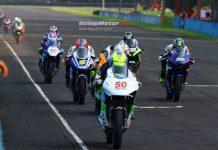 Hasil QTT Seri 3 Yamaha Sunday Race (YSR) 2017