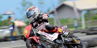 Ahmad Zulkifli Nasution Beri Kejutan Di Babak Kualifikasi HDC Pekanbaru