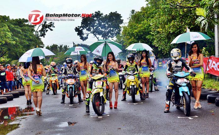BSMC Road Race Purworejo di Serbu Lebih Dari 300 Starter