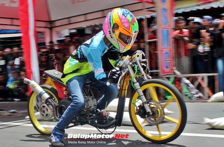 Purbalingga Open Drag Bike 1 Oktober 2017