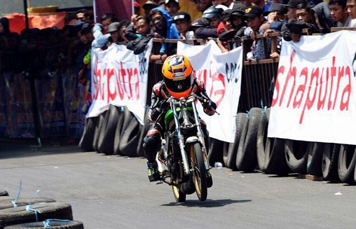 Hasil Shaputra Daytona Drag Bike 2017 Kanjuruhan Malang