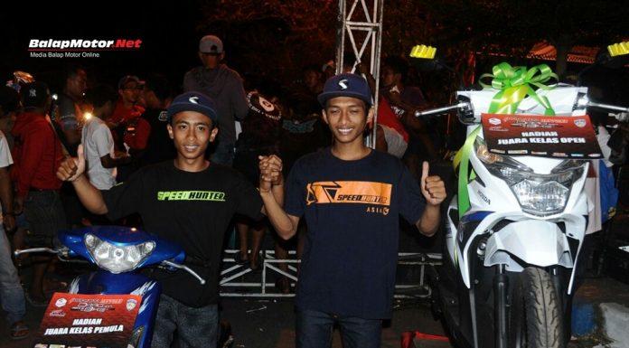 Pasukan Duri Bambitz Paud Skwd Oaoe Sikat 2 Motor, Siap Untuk Ngojek di Jogja
