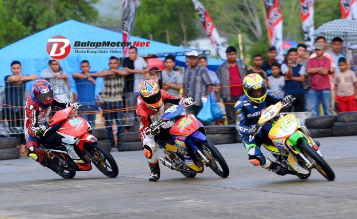 Peduli Rohingya, Usaha Jaya Open Race Seri 4 Resmi Diundur