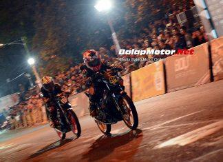 Sukses, Nite Race Majalengka (MSC) Diserbu Ratusan Starter dan Puluhan Ribu Penonton