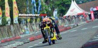Hasil Drag Bike Trijaya KYT MIMAKI Sumber Production Cimahi 2017