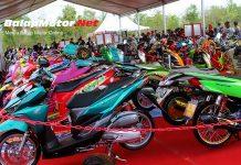 Honda Bikers Day 2017: Ada Honda Modification Contest, Terjun Payung Hingga Atraksi Pesawat Tempur