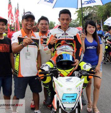Video Profil Tim Honda Opetro Bekantan Speed MBKW2