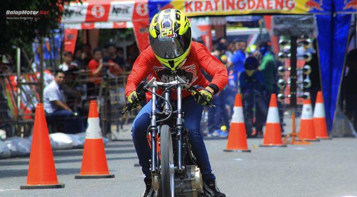 Best Moment Lampung Speed 201M Drag Bike 1 Oktober 2017