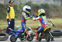 Best Moment MiniGP Walikota Cup Race Vida Bekasi