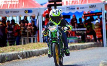 Hasil Drag Bike Tanjung Pinang 11-12 November 2017