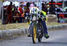 Hasil X-Treme Drag Bike Pangkal Pinang 5 November 2017