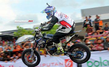 Best Moment FIM Asia Supermoto Round 2 Solo