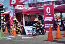 Hasil Lengkap Final RFT Pertamax Drag Bike Championship 2017