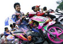 Sibuk Kuliah Hingga Vakum Balap, Lady Racer Galuh Inonino Kangen Balap Lagi