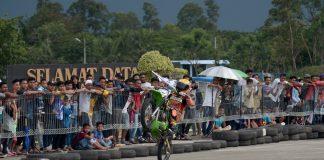 Reza Fahlevi Hampir Tampil Sempurna Dalam Usaha Jaya Open Race Seri 4