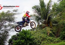 Hasil Kualifikasi Round 3 Kejurnas IRC Powertrack Dirtbike Championship 2017