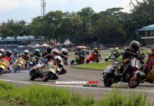Hasil Indonesia Scooter Championship Seri 3 Sentul Karting 2017